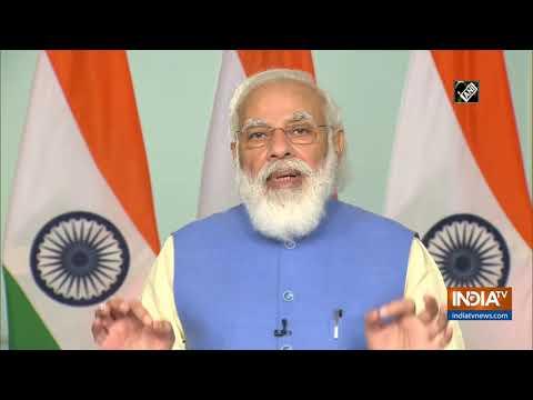 PM Modi inaugurates 'VAIBHAV Summit' via video conferencing