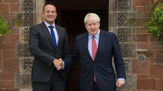 video: Leo Varadkar says deal can be done by October 31 after crunch talks with Boris Johnson