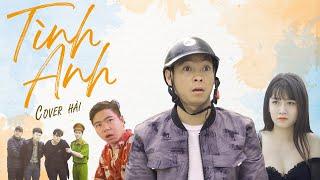 TÌNH ANH- Cover hài | Thái Dương ft Long Hách | Parody Official MV