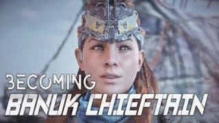 Horizon Zero Dawn - The Frozen Wilds |  Becoming a Banuk Chieftain