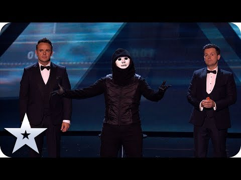 Masked magician X finally reveals their true identity | The Final | BGT 2019 (видео)