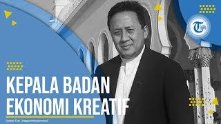 Profil Triawan Munaf - Musisi, Kepala Badan Ekonomi Kreatif, & Ayah Sherina Munaf