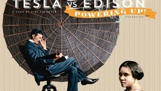 Preview: Tesla vs Edison: Powering Up!