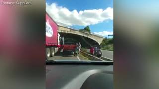 WATCH: The full video of Durban man getting shot during road rage clash