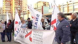 SNALS PARTENZA PER MANIFESTAZIONE A NAPOLI PRIMO MAGGIO