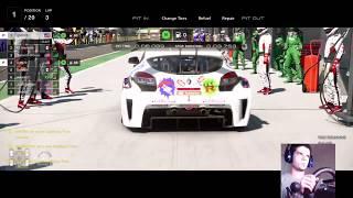 Gran Turismo Sport - Final FIA Season Nations & Manufacturer Series Round 2 - 8/11/18 #CNFR