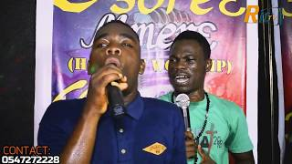 Non stop...Jackson Quaye full worship medley on Osore3 Mmere