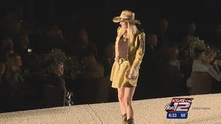 Cowgirls Live Forever Fashion Show Kicks Off SA Rodeo