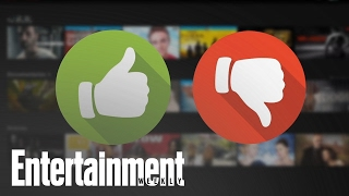 Netflix Changing User Reviews, Dumps Star Ratings | News Flash | Entertainment Weekly