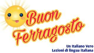 [QUATTRO CHIACCHIERE] 008 - Buon Ferragosto!
