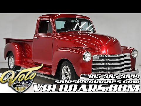 1952 Chevrolet 3100 (CC-1362683) for sale in Volo, Illinois