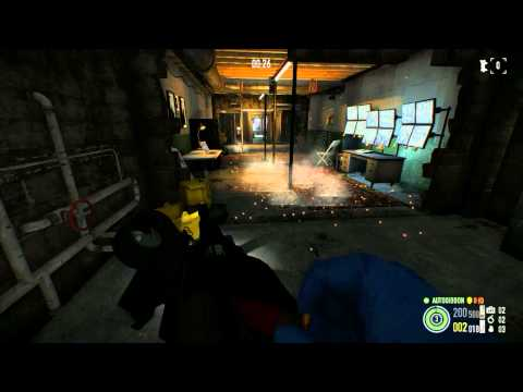 UPDATED][MOD] The Hollywood Shootout v1 2 1 :: PAYDAY 2 Modding
