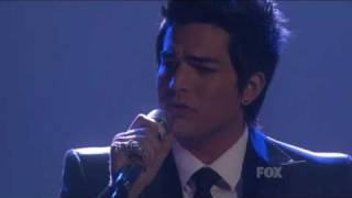 Adam Lambert - If I Can't Have You (Top 6)