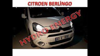 Ciroen berlingo 1.6 hdi hidrojen yakıt tasarruf sistem montajı