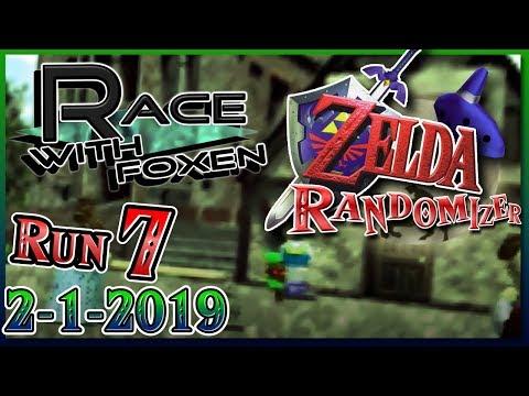 Zelda: Ocarina of Time Randomizer Run w/ Commentary