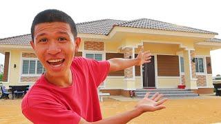 ซื้อบ้านหลังใหม่!!   MY NEW HOUSE!!