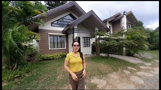 Beautiful Bungalow With Loft Design 2Bedrooms In Narra Parks Residences Davao |  Len 09253834698