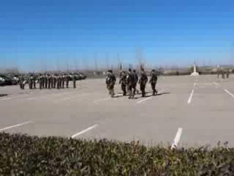 """CCCLXV aniversario de la fundación del Regimiento de Caballería """"Farnesio"""" 12"""