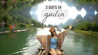 Weekend Wanders in Guilin China 2 | Jenny Zhou