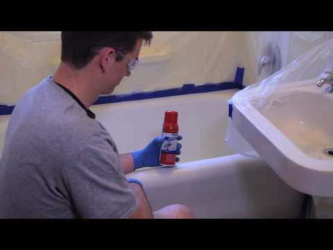 best way to refinish your tub magic