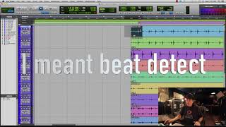 Drum Editing & Beat Detective