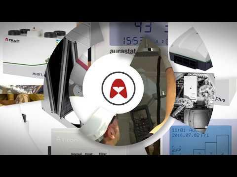 Titon Ventilation Systems - Corporate Video