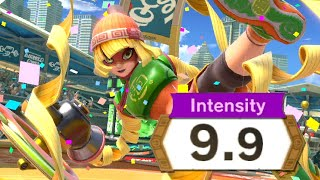 Super Smash Bros Ultimate: Min Min Classic Mode 9.9 - MAX INTENSITY