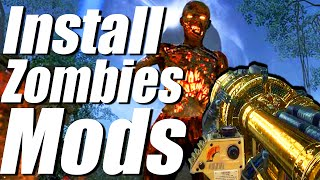 How To Play Zombies Mods - Download, Install, Setup & Play Guide! (Black Ops Zombies)