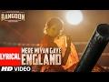Mere Miyan Gaye England Lyrical Video   Rangoon   Saif Ali Khan, Kangana Ranaut, Shahid Kapoor