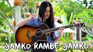 Yamko Rambe Yamko Fingerstyle Guitar Cover Josephine Alexand...