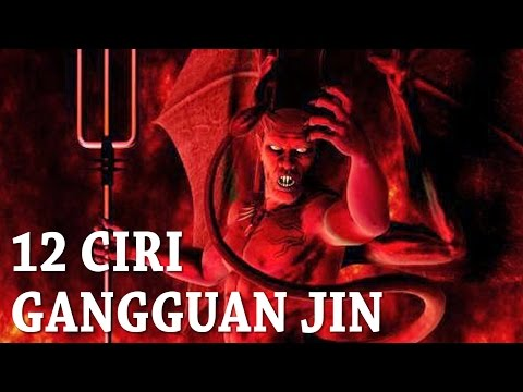 Video 12 CIRI GANGGUAN JIN