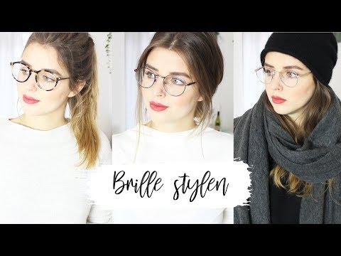 Hilfe, welche Brille soll ich nehmen? - Brille und Outfit stylisch kombinieren?   Lovethecosmetics