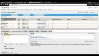 """FLEX MLS: How to add a contact & setup a """"portal"""""""