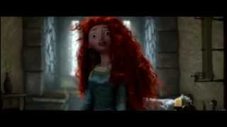 Храбрая сердцем, Brave - Designing and Developing a Character: Merida