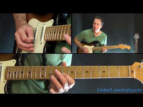 Europa Guitar Lesson (Part 1) - Santana