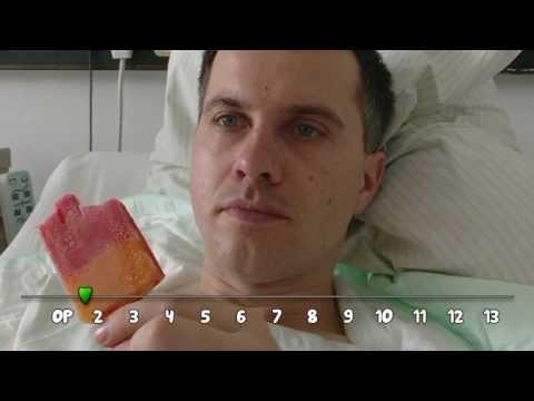 Spa-Behandlung nach Hüftoperation