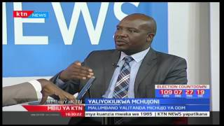 Malumbano yalitanda mchujo ya chama cha ODM: Mbiu ya KTN pt 2
