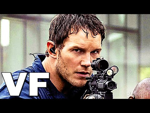 THE TOMORROW WAR Bande Annonce Teaser VF (2021) Chris Pratt, Action