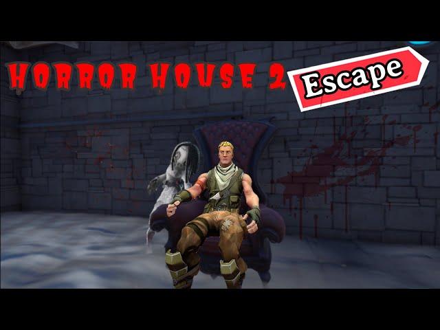 Horror House 2 Escape Room