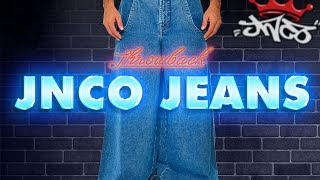 How JNCO Jeans Made Absurd Fashion History