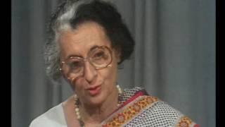 Conversation between Indira Gandhi and Rakesh Sharma