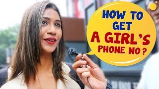 How To Ask Girl Her Number? | Kolkata Girls Open Talk | Boys Must Watch | Wassup India Funny Videos