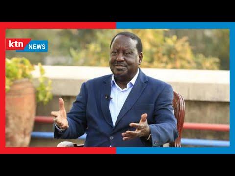 Kinara wa ODM Raila Odinga azuru Rift Valley
