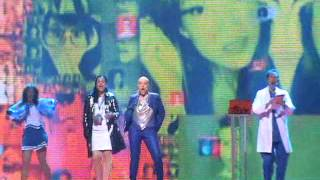 San Marino: 2nd rehearsal Eurovision 2012 /Valentina Monetta - The Social Network Song - oh oh-uh-oh