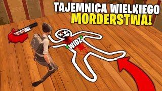 TAJEMNICZY MORDERCA ZABIJA NIEWINNYCH GRACZY W FORTNITE! *morderca vs detektyw*