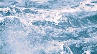 Медитация поплавок в океане
