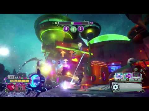 Plants vs Zombies Garden Warfare 2 - Hover Goat-3000
