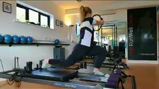 Reformer Pilates Sequence