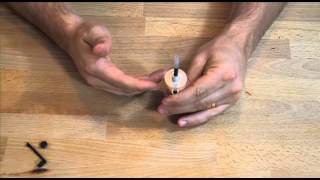 POLAR, Magnet Pen- Tutorial, to build Compass, Revolver and Spring