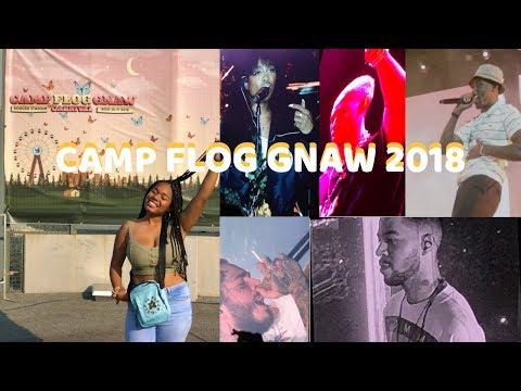 Camp Flog Gnaw Vlog | 2018